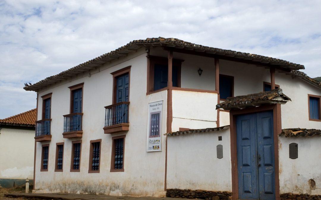 Ibram abre seleção para diretor do Museu do Ouro em Sabará (MG)